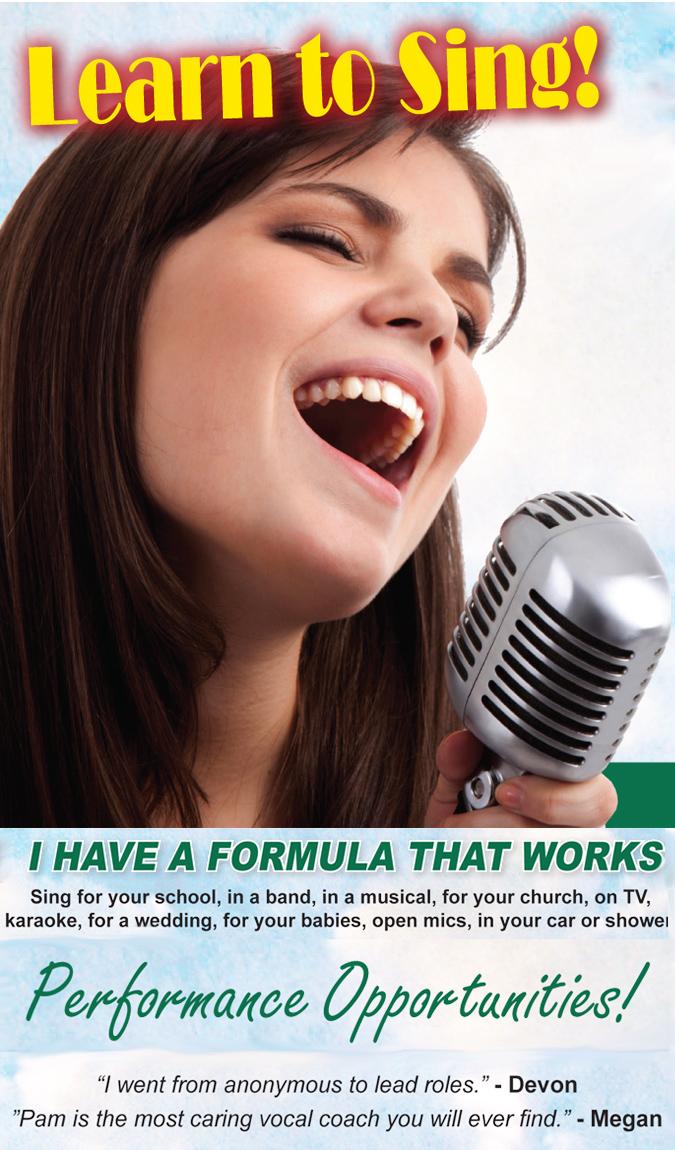 Vocal Coach Los Angeles And San Fernando Valley Private Sessions Online All Levels Accepted